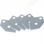 Pack of 5 Spare Blades for Mount Cutter Only. C6037